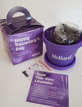 Secretarys Day Lavender Kit